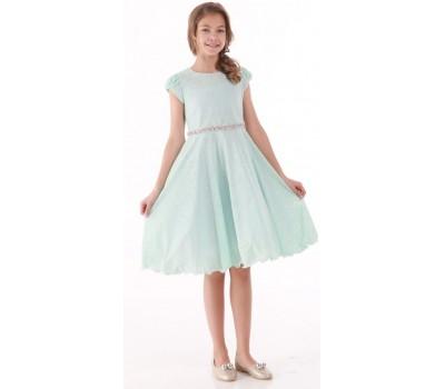 Платье 1726 мятное