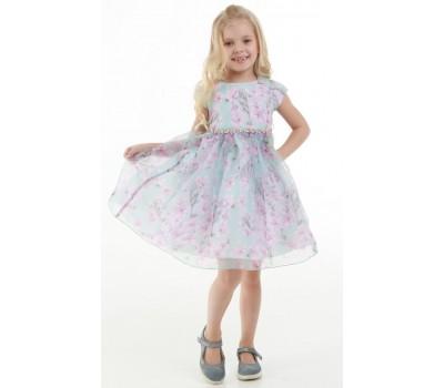 Платье 1727-1 мятное