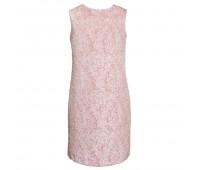 Платье коктейльное 1924 розовое