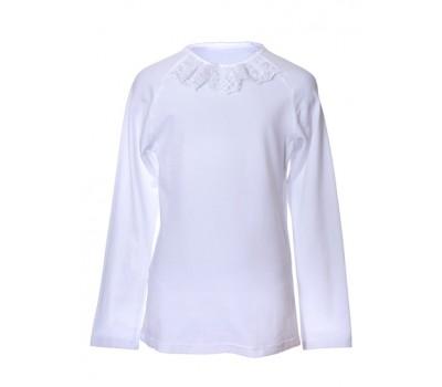 Блузка трикотажная 201899 белый