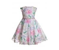 Платье 2104 белое