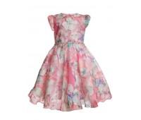 Платье 2105 цветное