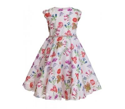 Платье 2106 цветное
