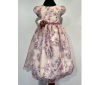 Платье 2111 персик