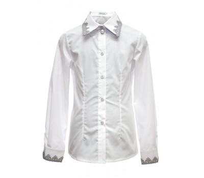 Блузка с длинным рукавом (806БС)