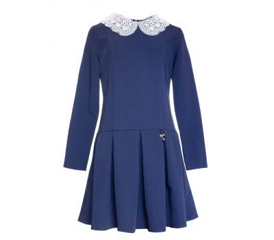 Платье школьное 810