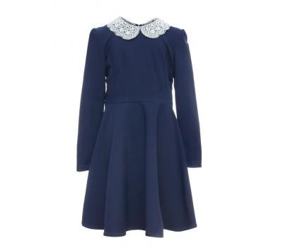 Платье школьное 821