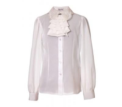 Блузка с длинным рукавом (829)