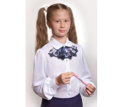Блузка с длинным рукавом 838