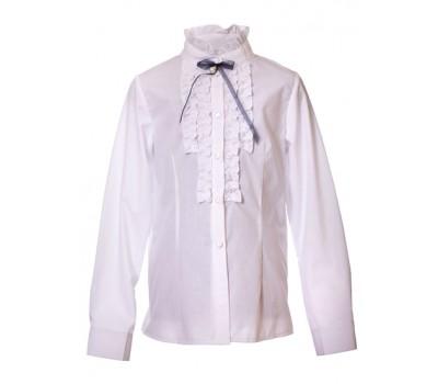 Блузка с длинным рукавом 843