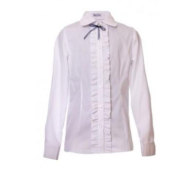 Блузка с длинным рукавом 845