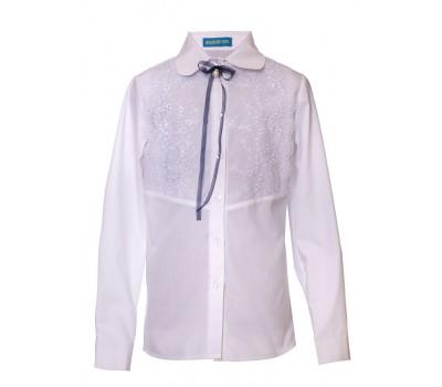 Блузка с длинным рукавом (846-1)