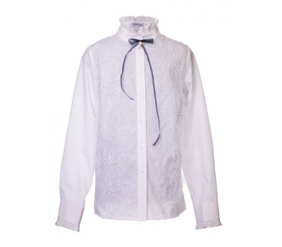 Блузка с длинным рукавом 847