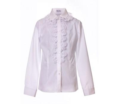 Блузка с длинным рукавом 855