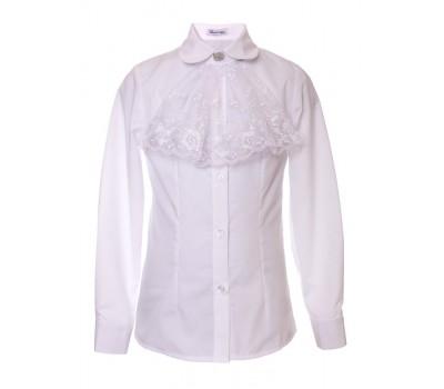 Блузка с длинным рукавом (893Б)