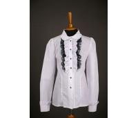 Блузка с длинным рукавом (804)