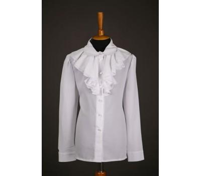 Блузка с длинным рукавом (807Б)