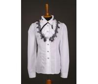 Блузка с длинным рукавом (809)