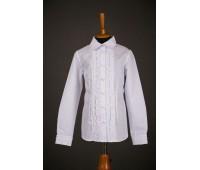 Блузка с длинным рукавом (810)