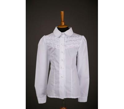 Блузка с длинным рукавом (811Б)