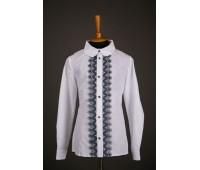 Блузка с длинным рукавом (813)