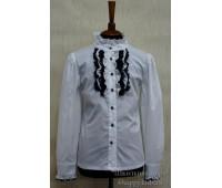 Блузка с длинным рукавом (814)