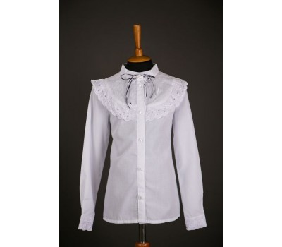 Блузка с длинным рукавом (815)