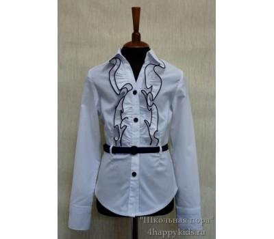 Блузка с длинным рукавом (823Б)