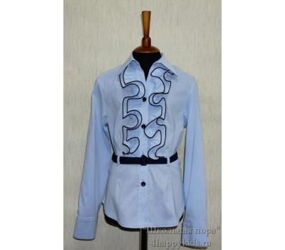 Блузка с длинным рукавом (823Г)