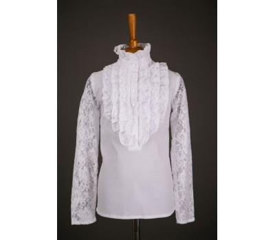 Блузка с длинным рукавом (824)