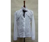 Блузка с длинным рукавом (832)