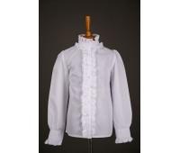 Блузка с длинным рукавом (833Б)