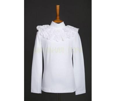 Блузка трикотажная (827Бел)