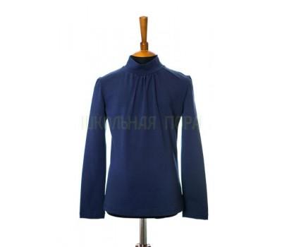 Блузка трикотажная (827-2Син)