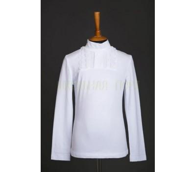 Блузка трикотажная (829Бел)