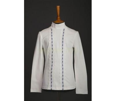 Блузка трикотажная (830Беж)