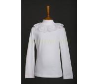 Блузка трикотажная (830-2Бел)