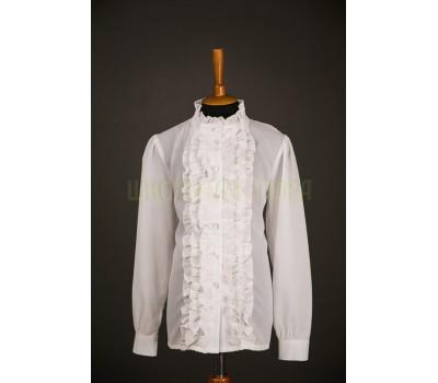 Блузка с длинным рукавом (803М)