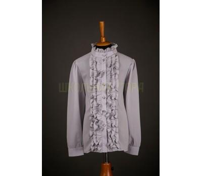 Блузка с длинным рукавом (803С)
