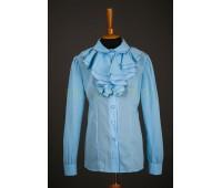 Блузка с длинным рукавом (807Г)