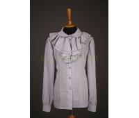 Блузка с длинным рукавом (807С)