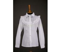 Блузка с длинным рукавом (815-1)