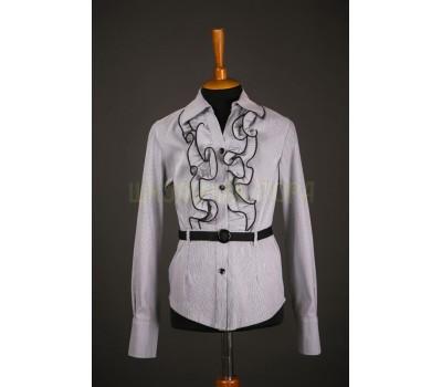 Блузка с длинным рукавом (823С)