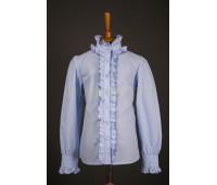 Блузка с длинным рукавом (833Г)