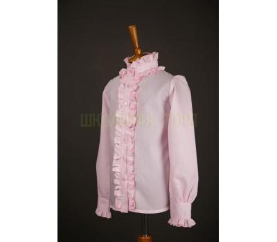 Блузка с длинным рукавом (833Р)
