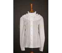 Блузка с длинным рукавом (856М)