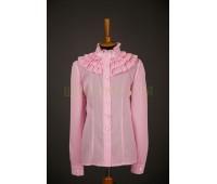 Блузка с длинным рукавом (856Р)