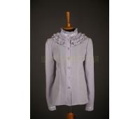 Блузка с длинным рукавом (856С)