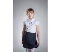Блузка с коротким рукавом (825)