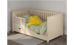 Как выбрать безопасную кровать для малыша от 3 до 7 лет